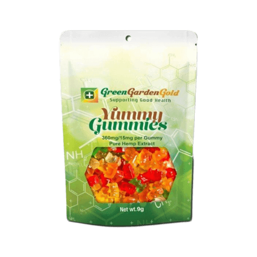 Green Garden Gold CBD Gummies