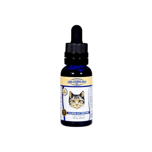 CBD Living Calming Cat Tincture