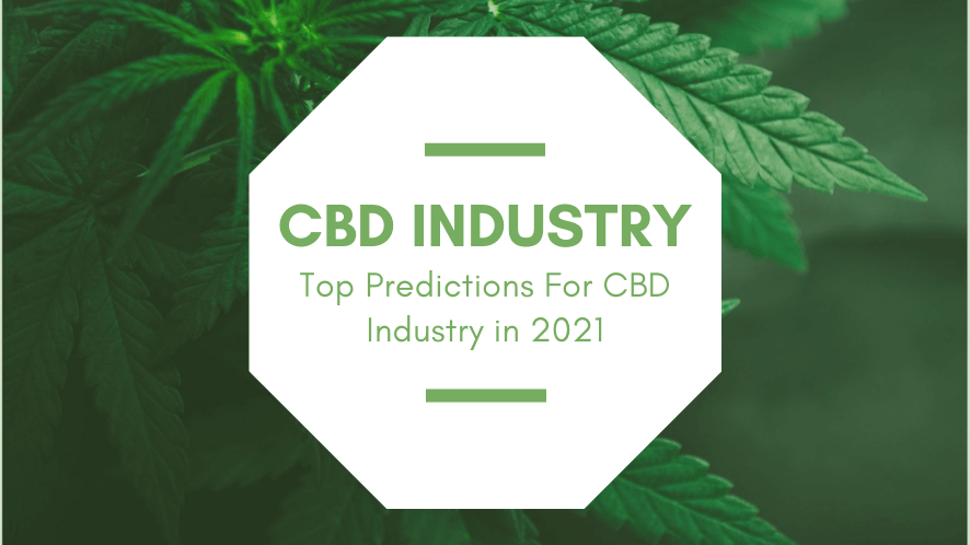 predictions for cbd industry in 2021